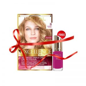 Excellence Creme 8 Natural Blonde
