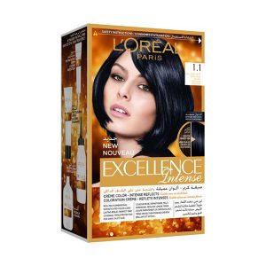 Excellence Intense 1.1 Deep Pure Black