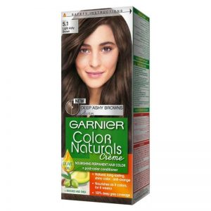 Color Naturals 5.1 Light Ashy Brown