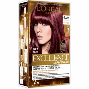 Excellence Intense 4.26 Deep Purple Red