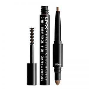 3-in-1 Brow Pencil – 02 Taupe