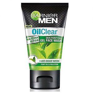 Garnier Men Oil Clear Matcha D-Tox 100ml