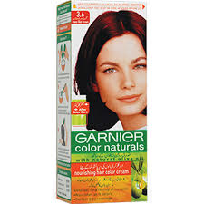 Garnier Color Naturals Creme Deep Red Brown 3.6
