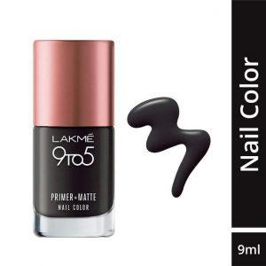 9to5 Primer+Mtt Nails Charcoal Matte 9ml