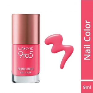 9to5 Primer+Matte Nails Rosy Matte 9ml