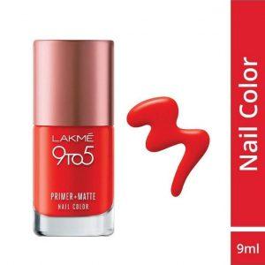 9to5 Primer+Matte Nails Crimson Matt 9ml