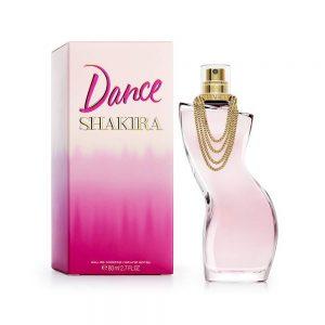 SHAKIRA DANCE EDT perfume SPRAY 80ml