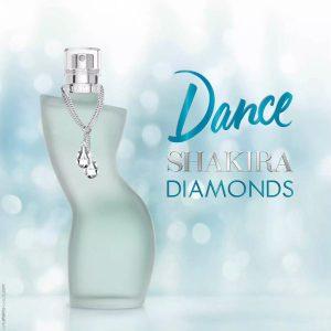SHAKIRA DANCE DIAMONDS EDT Perfume SPRAY 80ml