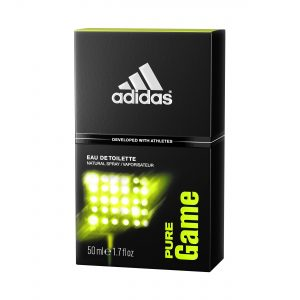 ADIDAS PURE GAME EDT PERFUME FOR MEN