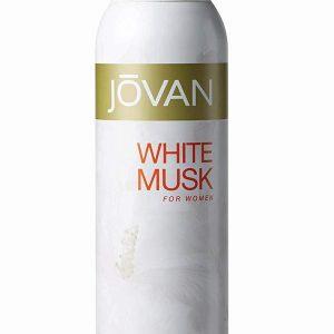 Jovan Musk White Deodarant spray for Women 150ml