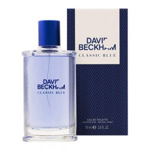 David Beckham Classic Blue Men's EDT Perfume 90ml