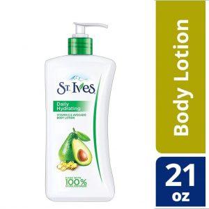 St. Ives Hydrating Vitamin E Body Lotion 21 Oz