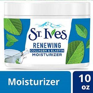St. Ives Timeless Skin Collagen Elastin Moisturizer 10 Oz