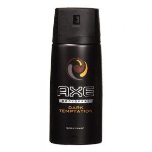 Axe Deodorant Body Spray Dark Temptation Mens Fragrance 150ml