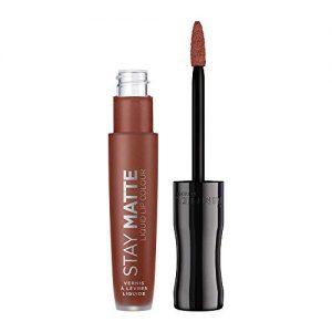 Rimmel London Stay Matte Liquid Lip Colour – 0.18fl oz, 725 Love Bite