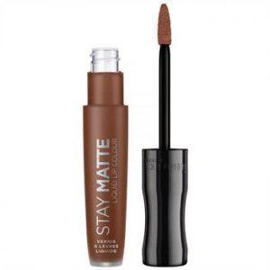 Rimmel London Stay Matte Liquid Lip Colour – 0.18fl oz, 731 Scandalous