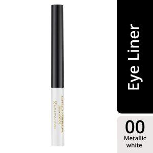 Max Factor Colour Expert Eyeliner, 00 Metallic White, 1.7ml