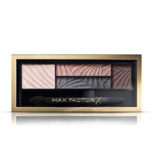Max Factor Smokey Eye Drama Kit, Eyeshadow Palette, 02 Lavish Onyx, 1.8 g