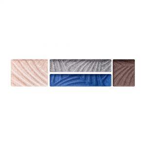 Max Factor Smokey Eye Drama Kit, Eyeshadow Palette, 06 Azure Allure, 1.8 g