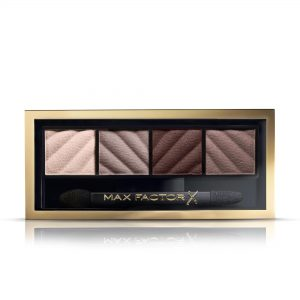 Max Factor Smokey Eye Matte Drama Kit, Eyeshadow Palette, 30 Smokey Onyx, 1.8g
