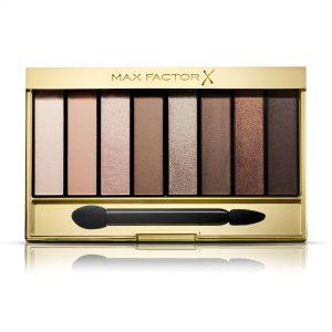 Max Factor Masterpiece Nude Palette, Contouring Eye Shadows, 01 Cappuccino Nudes, 6.5 g