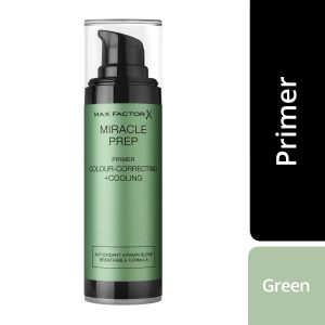 Max Factor Miracle Prep Colour-Correcting + Cooling Primer, 30ml