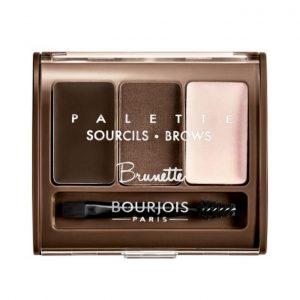 Bourjois, Brow Palette. 02 Brunette. 4.5g