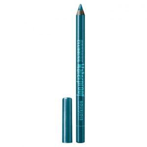 Bourjois, Contour Clubbing Waterproof . Pencil & Liner. 46 Bleu n?on. 1.2g