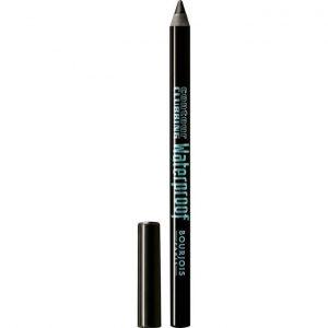 Bourjois, Contour Clubbing Waterproof . Pencil & Liner. 48 Atomic Black . 1.2g
