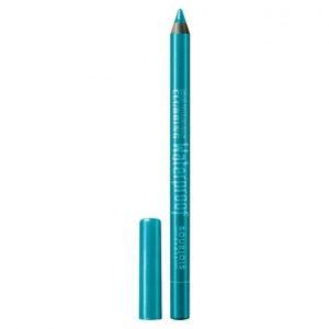 Bourjois, Contour Clubbing Waterproof . Pencil & Liner. 63 Sea blue soon. 1.2g