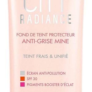 Bourjois, City Radiance. Foundation. 01 Rose Ivory . 30 ml ? 1.0 fl oz
