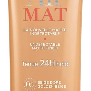 Bourjois, Air Mat 24H. Foundation. 05 Golden beige. 30 ml – 1.0 fl oz