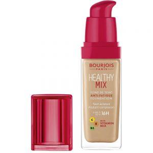 Bourjois, Healthy Mix Anti-Fatigue. Foundation. 55 Dark beige. 30 ml ? 1 fl oz