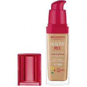 Bourjois, Healthy Mix Anti-Fatigue. Foundation. 56 Light tan. 30 ml ? 1 fl oz