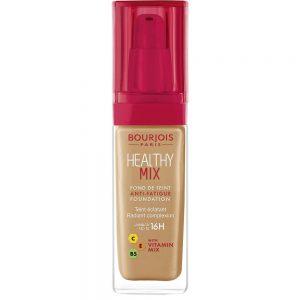 Bourjois, Healthy Mix Anti-Fatigue. Foundation. 57 Dark tan. 30 ml ? 1 fl oz