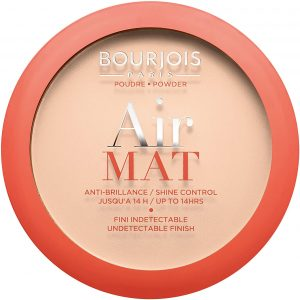 Bourjois, Air Mat compact powder. 01 Rose Ivory. 10g – 0.35 oz