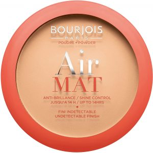 Bourjois, Air Mat compact powder.03 Apricot Beige. 10g – 0.35 oz
