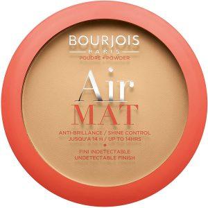 Bourjois, Air Mat compact powder. 04 Light bronze . 10g – 0.35 oz