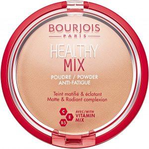 Bourjois Healthy Mix Anti-Fatigue Powder 03 Dark Beige, 11g/0,38 oz