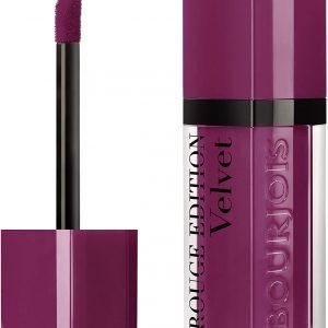 Bourjois, Rouge Edition Velvet. Liquid lipstick. 14 Plum Plum Girl. Volume: 6.7ml – 0.23fl oz