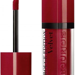 Bourjois, Rouge Edition Velvet. Liquid lipstick. 15 Red-volution. Volume: 6.7ml – 0.23fl oz
