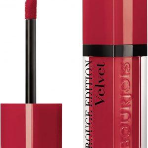 Bourjois, Rouge Edition Velvet. Liquid lipstick. 18 It?s redding men?!. Volume: 6.7ml – 0.23fl oz