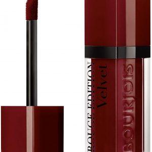 Bourjois, Rouge Edition Velvet. Liquid lipstick. 19 Jolie-de-vin. Volume: 6.7ml – 0.23fl oz