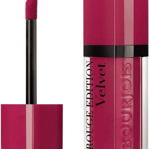 Bourjois, Rouge Edition Velvet. Liquid lipstick. 02 Frambourjoise. 6.7ml – 0.23fl oz