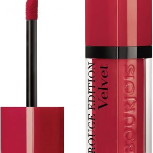 Bourjois, Rouge Edition Velvet. Liquid lipstick. 03 Hot pepper. Volume: 6.7ml – 0.23fl oz