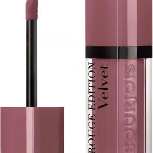 Bourjois, Rouge Edition Velvet. Liquid lipstick. 07 Nude-ist. Volume: 6.7ml – 0.23fl oz