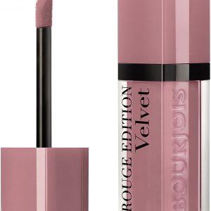 Bourjois, Rouge Edition Velvet. Liquid lipstick. 09 Happy Nude Year. Volume: 6.7ml – 0.23fl oz