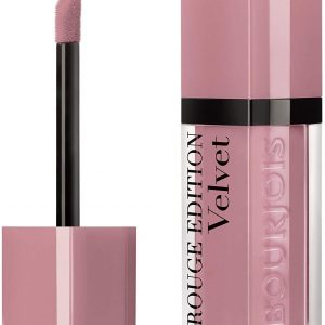 Bourjois, Rouge Edition Velvet. Liquid lipstick. 10 Don?t pink of it?!. Volume: 6.7ml – 0.23fl oz