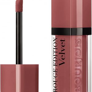 Bourjois, Rouge Edition Velvet. Liquid lipstick. 12 Beau brun. Volume: 6.7ml – 0.23fl oz
