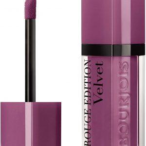 Bourjois, Rouge Edition Velvet. Liquid lipstick. 36 In Mauve . Volume: 6.7ml – 0.23fl oz